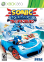 Sonic & All-Stars Racing Transformed Xbox 360 for free
