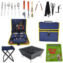 Tectron 22-Piece Barbecue Grilling Set for $20 + free shipping