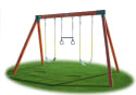 Eastern Jungle Gym A-Frame Swing Set Hardware for $205 + free shipping