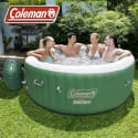 Coleman SaluSpa 4-6 Person Inflatable Hot Tub for $329 + free shipping