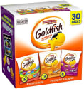 Goldfish Crackers 30-Count Variety Pack for $7 + free shipping