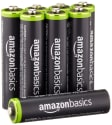 AmazonBasics AAA Rechargeable Battery 8-Pack for $9 + free shipping w/ Prime