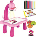 7Tech Drawing Projector Music Painting Desk for $14 + free shipping w/ Prime