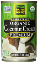 Native Forest Organic Coconut Cream 5oz. 12pk for $9 + free shipping