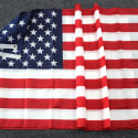 2 3x5-Foot Nylon US Flags for $6 + free shipping w/ Prime
