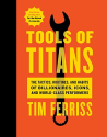 "Tim Ferriss ""Tools of Titans"" Kindle eBook for $4"