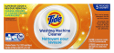 Tide Washing Machine Cleaner 5-Pack for $4 + free shipping