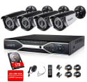 Canavis 1080p 4-Camera DVR Security System for $126 + free shipping