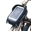 Threemao Waterproof Bike Bag w/ Phone Holder for $8 + free shipping w/ Prime