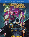 Batman Ninja Steelbook on Blu-ray / DVD / HD for $9 + pickup at Best Buy