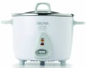 Aroma Simply Stainless Pot Rice Cooker for $37 + pickup at Walmart