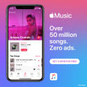Apple Music 3-Month Trial for free