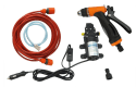 12V Car Wash Electric Pressure Pump for $25 + free s&h from China