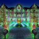Christmas Laser Light Projector for $24 + free shipping