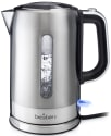 Brewberry 1.7L Cordless Electric Kettle for $30 + free shipping