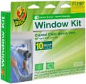 Duck Brand Shrink Film Window Kit 10-Pack for $11 + pickup at Walmart