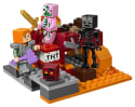 LEGO Minecraft The Nether Fight for $12 + pickup at Walmart