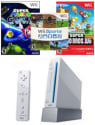 Refurb Nintendo Wii Console w/ 3 Used Games for $60 + free shipping