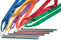 """Sportime 36"""" Glitter Wand w/ Streamer 6-Pack for $13 + free shipping"""