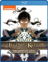 Legend of Korra: Complete Series on Blu-ray for $24 + pickup at Walmart