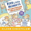 """Five Little Monkeys Storybook Treasury"" Book for $4 + free shipping w/ Prime"