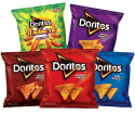 Doritos Variety Tortilla Chips 40-Pack for $13 + free shipping