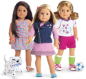 American Girl Doll Body/Underwear Exchange for free