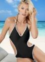 Venus Women's Shell Stitch Monokini for $25 + $8 s&h