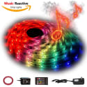G Geekeep 12V 300-LED Light Strip for $21 + free shipping w/ Prime