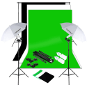 Craphy Photography Studio Umbrella Kit for $67 + free shipping