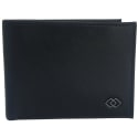 Alpine Swiss Double Diamond RFID Wallet for $15 + free shipping