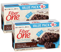 36 Fiber One 90-Calorie Brownies for $9 + free shipping