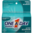 One-A-Day Women's 50-Capsule Multivitamin for $4 w/ $25 purchase + free shipping