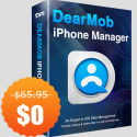 DearMob iPhone Manager 3.4 for PC and Mac for free