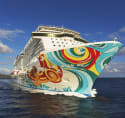 NCL 4Nt Cozumel Cruise in Oceanview Cabin from $458 for 2