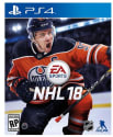 NHL 18 for PS4 or Xbox One: preorders for $50 + free shipping