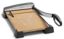 "X-Acto 15"" Wood Paper Trimmer / Cutter for $55 + free shipping"