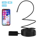Iyzer 11.5ft WiFi Borescope Inspection Camera for $25 + free shipping