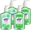 Purell Hand Sanitizer 8-oz. Bottle 4-Pack for $13 + free shipping w/ Prime