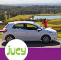 Jucy Car Rentals in Australia: 10% off