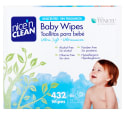 432 Nice 'n Clean Unscented Baby Wipes for $10 + pickup at Walmart