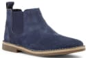 Steve Madden Men's Intuit Suede Chelsea Boots for $29 + $8 s&h