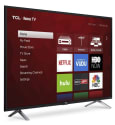 "TCL 49"" 4K HDR LED UHD Roku Smart TV for $250 + free shipping"