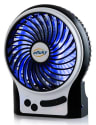 Efluky Mini USB Rechargeable Table Fan for $15 + free shipping w/ Prime