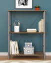 Mainstays 3-Shelf Bookcase for $20 + pickup at Walmart