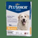 PetArmor Flea & Tick Prevention for $9 + pickup at Walmart
