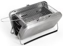 Ze&Li Mini Stainless Steel Charcoal BBQ Grill for $34 + free shipping