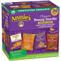 Annie's Organic Bunny Snacks Variety 36pk for $8 + free shipping