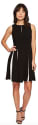 Taylor Keyhole Pleated Full-Skirt Dress for $35 + $4 s&h