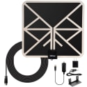 Xidomi HDTV 50-Mile Antenna for $13 + free shipping w/ Prime